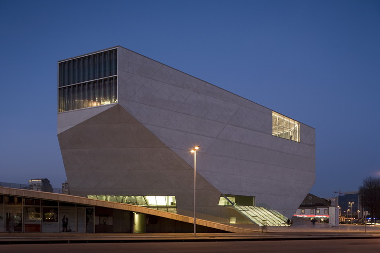 Casa da Música do Porto pelas lentes de Fernando Guerra, © Fernando Guerra | FG+SG