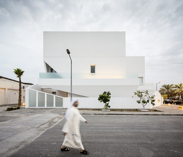Residencial Nasima / Studio Madouh, © Nelson Garrido