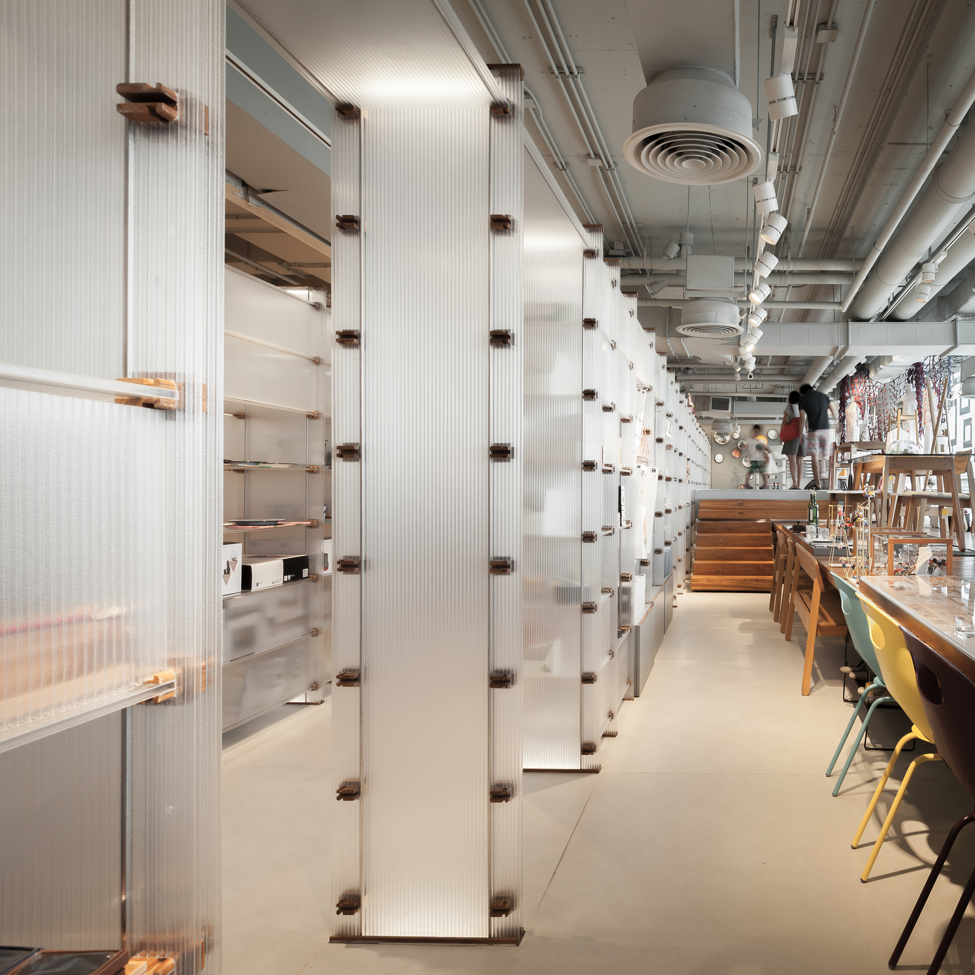 Gallery Of ROOM Concept Store / Maincourse Architect