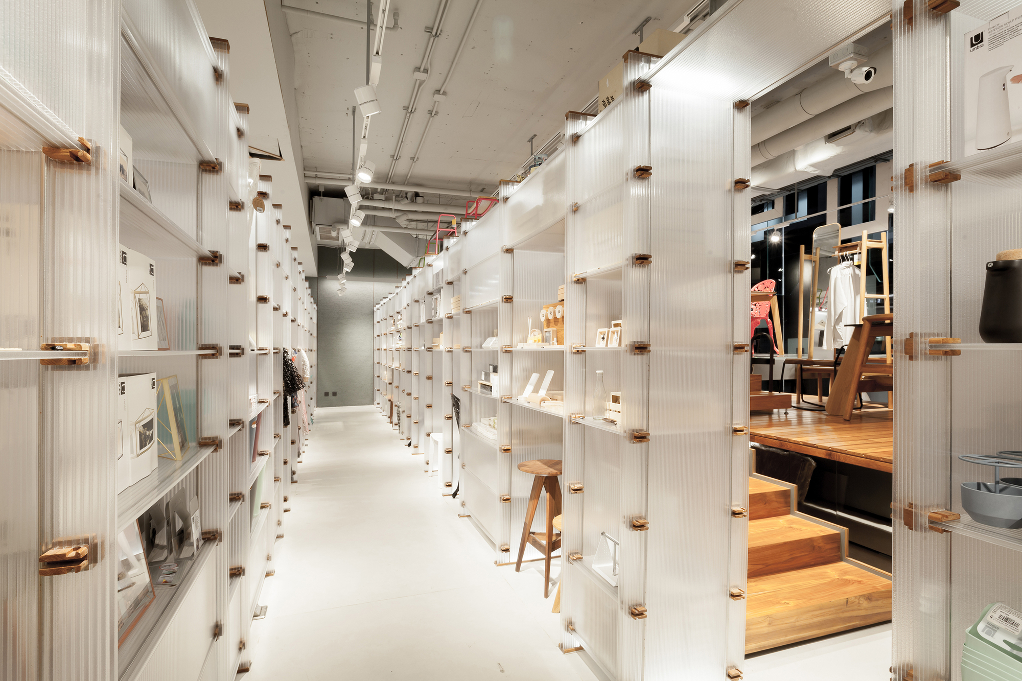 Gallery Of Room Concept Store Maincourse Architect 7