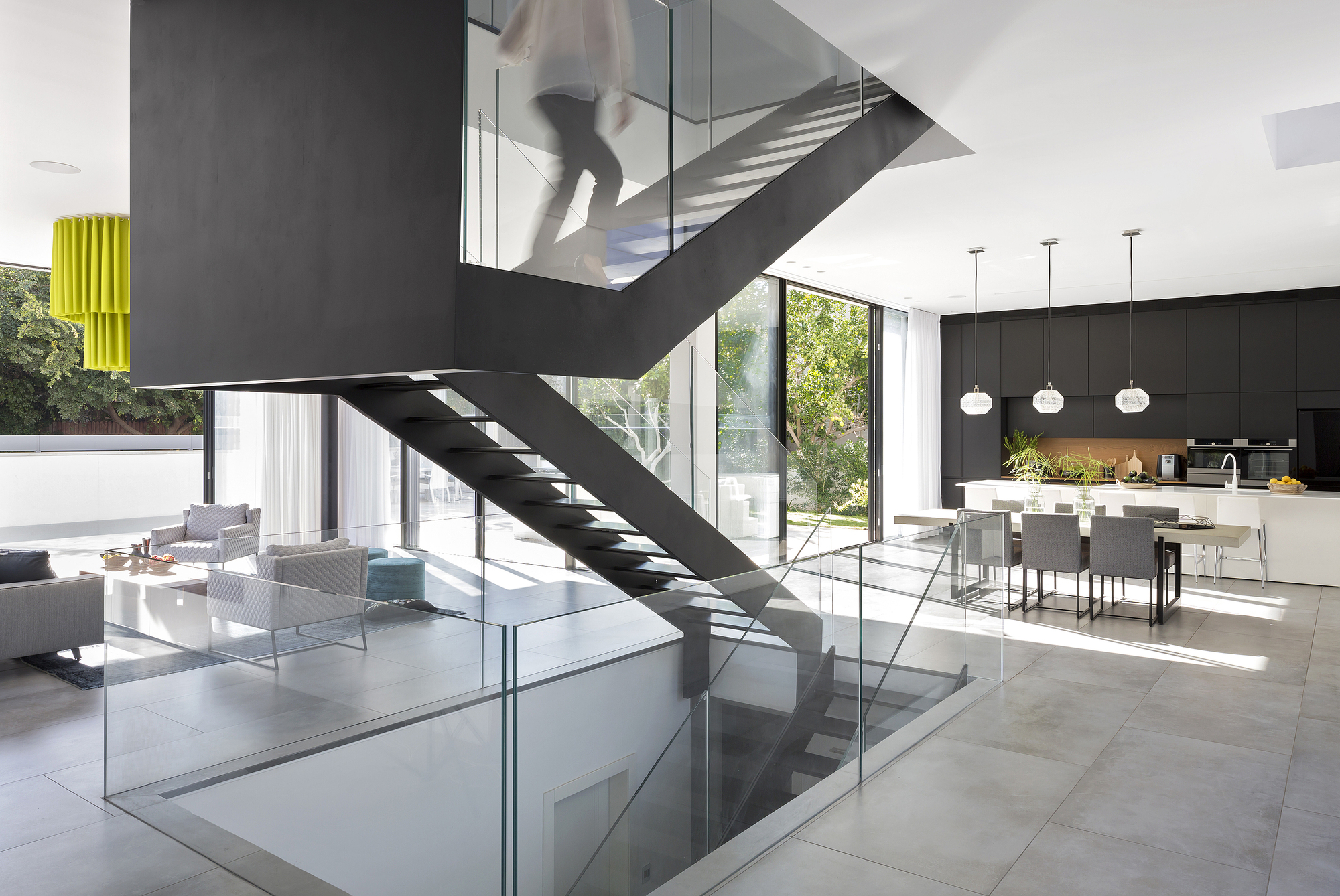 CH House / Shachar - Rozenfeld Architects
