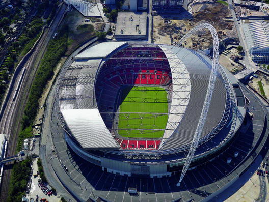 Estadio Nacional Wembley  / Foster + Partners