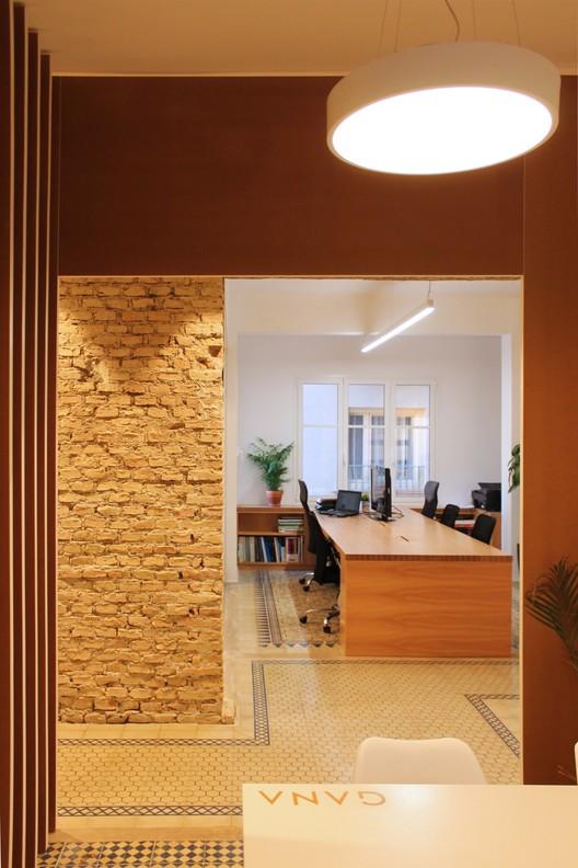 Rehabilitación  Nueva Sede de Gana  / GANA Arquitectura