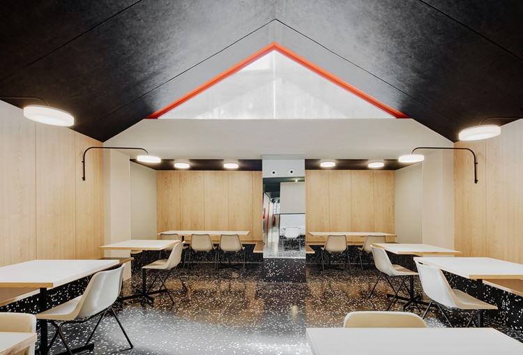 Pizzeria Massa / FLEXOARQUITECTURA, © José Hevia