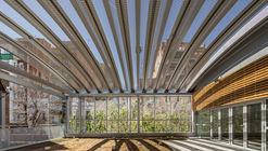 Joan Oliver – Pere Quart Civic Center Extension / Pich-Aguilera Arquitectes