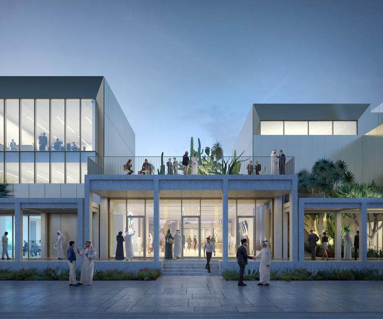 Art Jameel Announces New Serie-Designed Arts Center in Dubai, © Filippo Bolognese. Image Courtesy of Serie