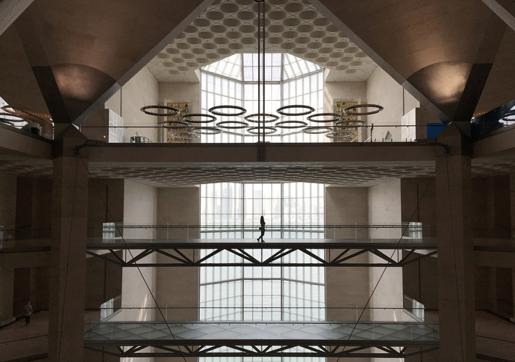 Why IM Pei's Museum of Islamic Art is the Perfect Building to Suit Doha's Style, © Wahyu Pratomo and Kris Provoost
