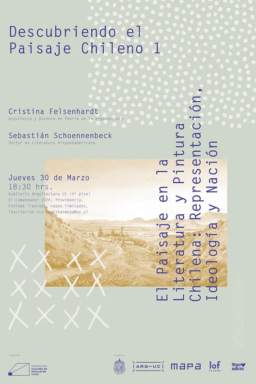 Descubriendo el Paisaje Chileno, Diálogos desde la Interdisciplina