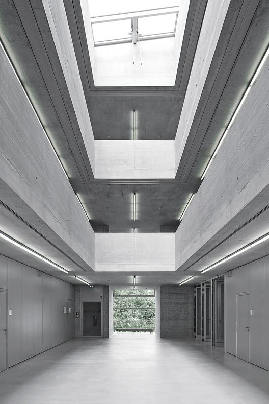 Faculdade de Arquitetura Hochschule für Technik / Berger Röcker, © Oliver Rieger Photography