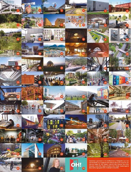 OH! Stgo: 70 edificios y lugares que podrás recorrer este fin de semana, vía ohstgo.cl