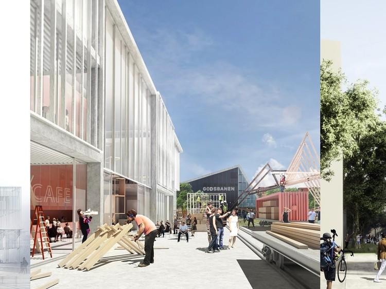 © Vargo Nielsen Palle, ADEPT and Rolvung & Brøndsted Arkitekter