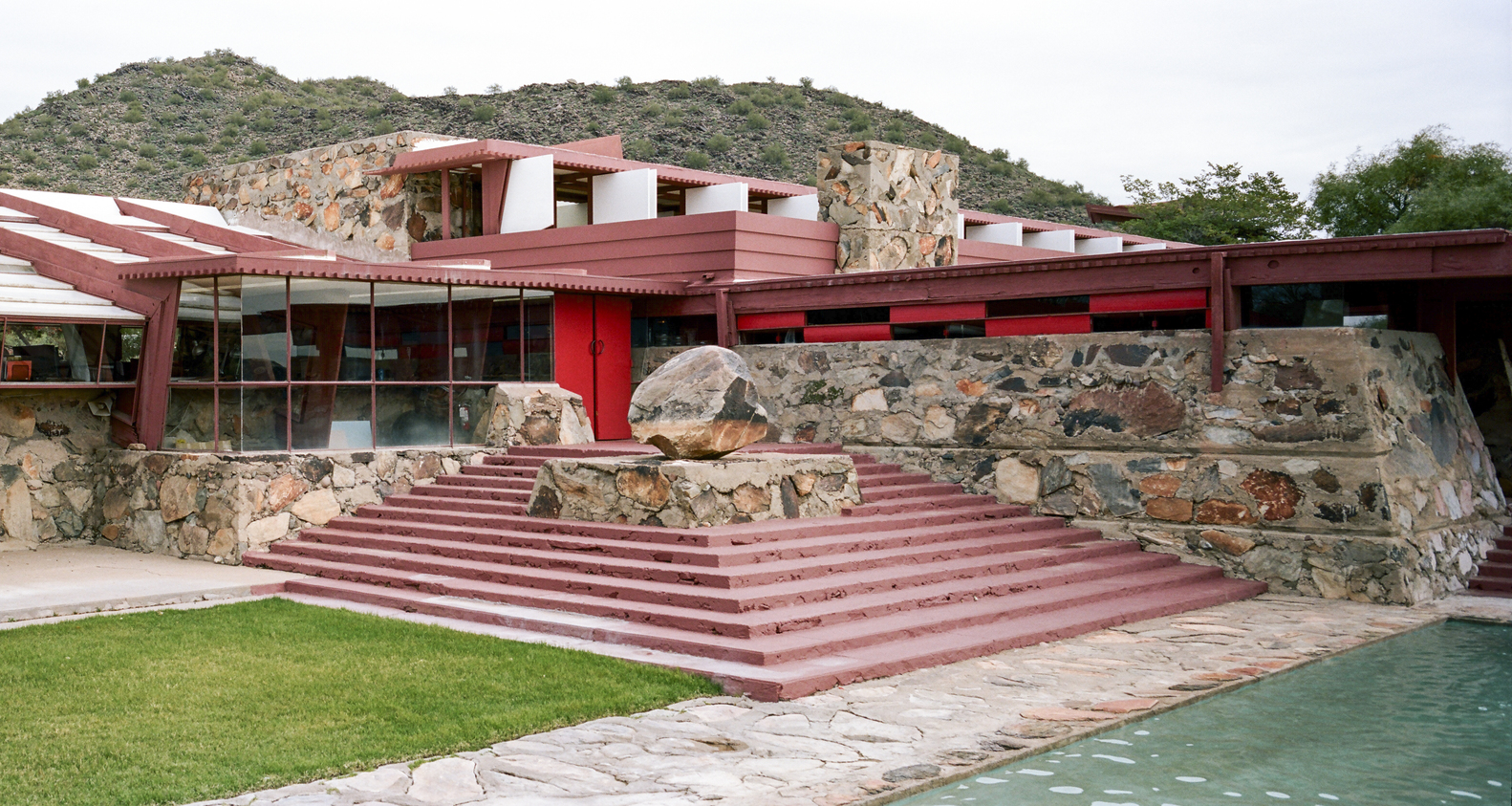 gallery of frank lloyd wright school of architecture will maintain