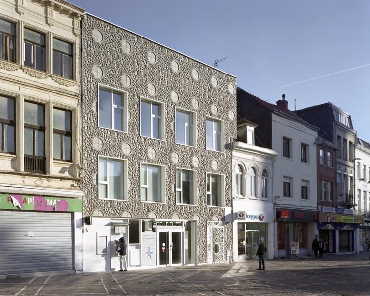 The Filigrane / D'HOUNDT+BAJART architectes&associés, © Maxime Delvaux