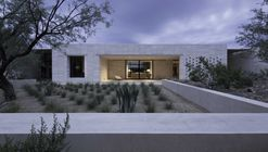 Stone Court Villa / Marwan Al Sayed Inc.