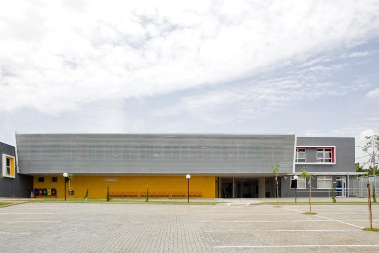 Dom Bosco  / Shieh Arquitetos Associados, ©  Fernando Stankuns
