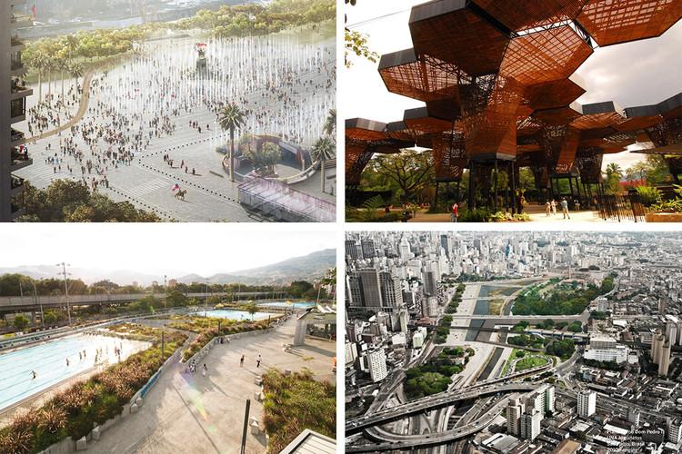 """""""Landscape as Urbanism in the Americas"""" publica arquivo digital sobre paisagem e urbanismo, Cortesia de Landscape as Urbanism in the Americas"""