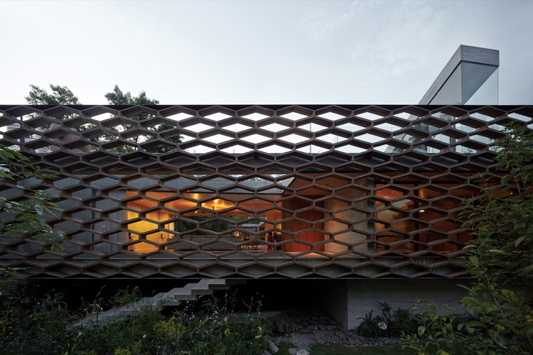 Casa Roel / Isaac Broid + Felipe Assadi + Francisca Pulido, Cortesía de Cristobal Palma / Estudio Palma