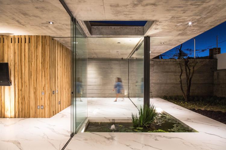 GP House / Taller5 Arquitectos, © Oscar Hernandez