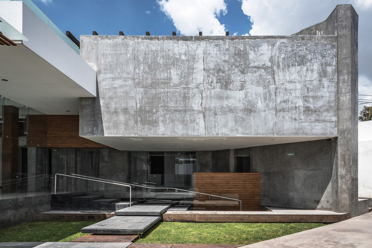 LUCERNARIO Galería - Salón  / Canocanela Arquitectura, © Oscar Hernandez