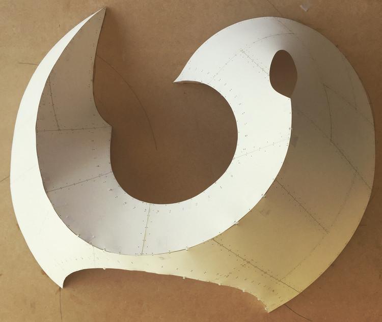 'Bioduna', un pabellón creado por estudiantes que utiliza la duna como inspiración, © Alexis Pérez Fargallo