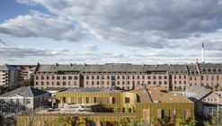 Hospicio Urbano / NORD Architects