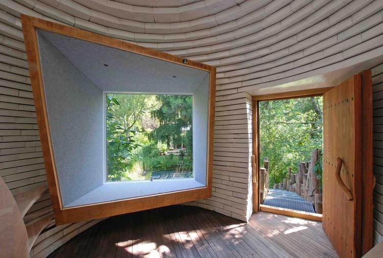 Teahouse Riedenthal / a-lp architektur, © Christine Leuthner