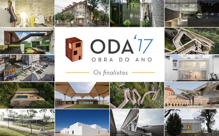 Obra do Ano 2017: Conheça os 15 finalistas do maior prêmio da arquitetura lusófona