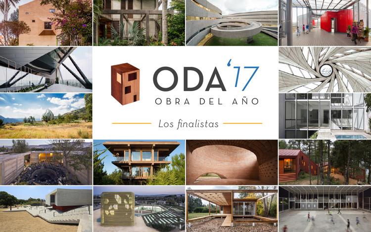 Obra del Año 2017: Conoce las 15 obras finalistas para el premio a la mejor arquitectura en español