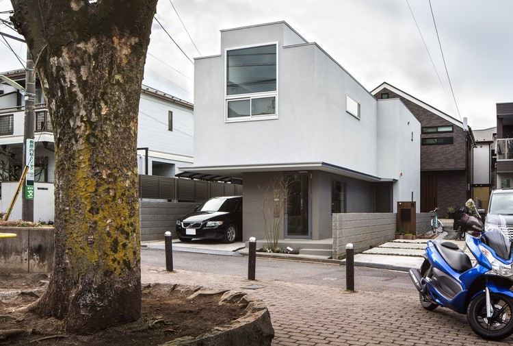Adorable House / FORM | Kouichi Kimura Architects, © Yoshihiro Asada