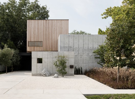 Concrete Box House / Robertson Design