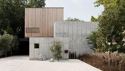 Casa Caixa de Concreto / Robertson Design