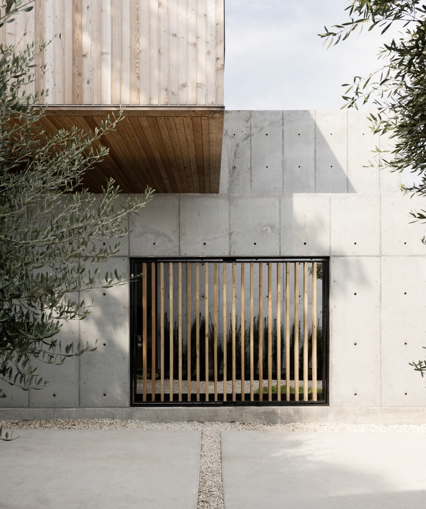 Gallery of Concrete Box House / Robertson Design - 2 on icon house, chart house, label house,