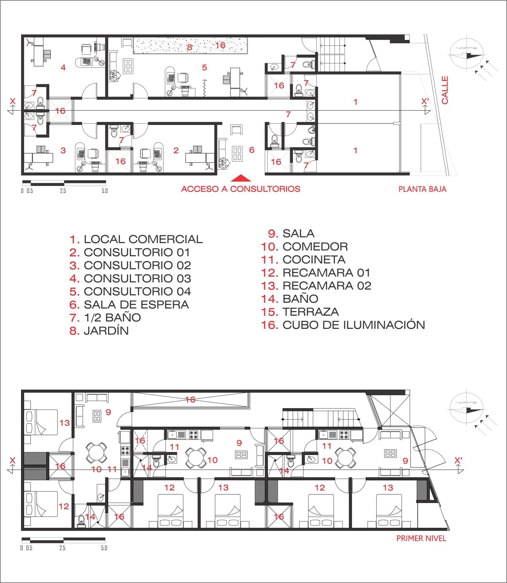 Galeria Arquitectonica: Galería De TOBA / UNITÉ Estudio De Arquitectura Del