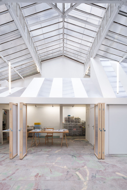 A luz se dobra / WY-TO architects, © Svend Andersen