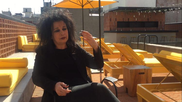 Odile Decq: 'En la escuela más del 50% de los estudiantes son mujeres que desaparecen después de graduarse'