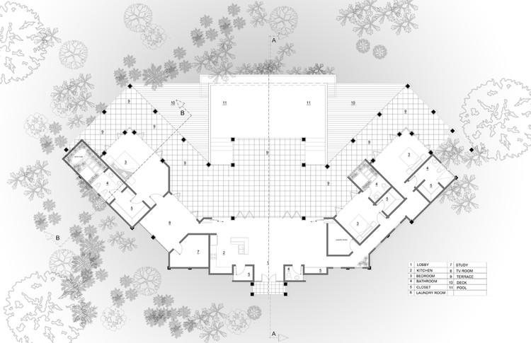 Brisas del cabo house jos manuel lvarez cruz archdaily for 100 floor escape level 58
