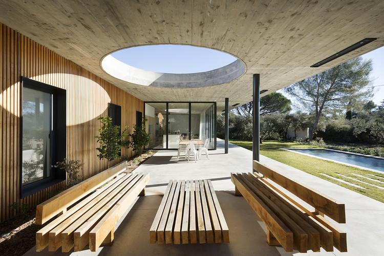 Maison 0.82 / PASCUAL Architecte, © Marie-Caroline Lucat