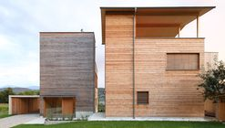 Two Wooden Towers / Sonja Hohengasser & Juergen Wirnsberger