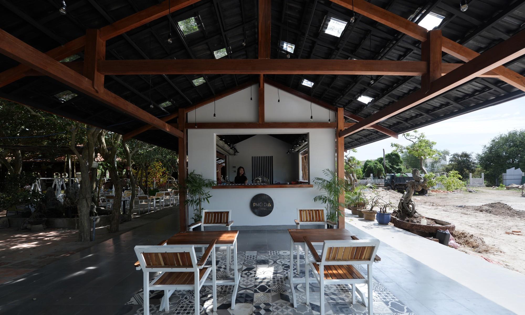 Pho Da Cafe Haus Space Archdaily