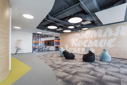 Oficina Sberbank / IND Architects