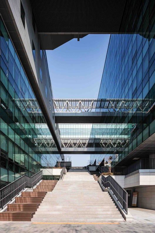 Dongduk Women's University Centennial Memorial Hall  / HYUNDAI Architects & Engineers, © Bae Jihun