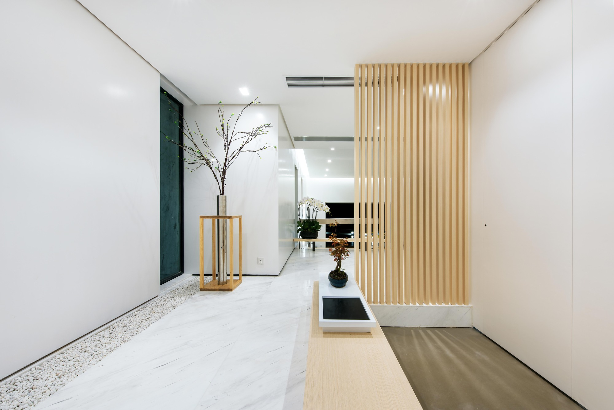House in silverstrand millimeter interior design archdaily for Interior designs of the house