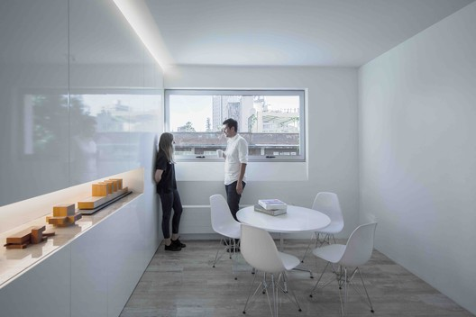 Oficinas Albert Tidy Arquitectos  / Albert Tidy Arquitectos