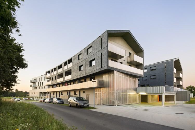 LE RHEU  / PETITDIDIERPRIOUX Architects, © Sergio Grazia