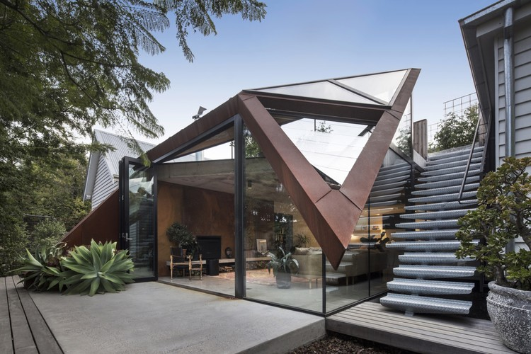 Wheat House / Damian Rogers Architecture, © Alessandro Cerutti