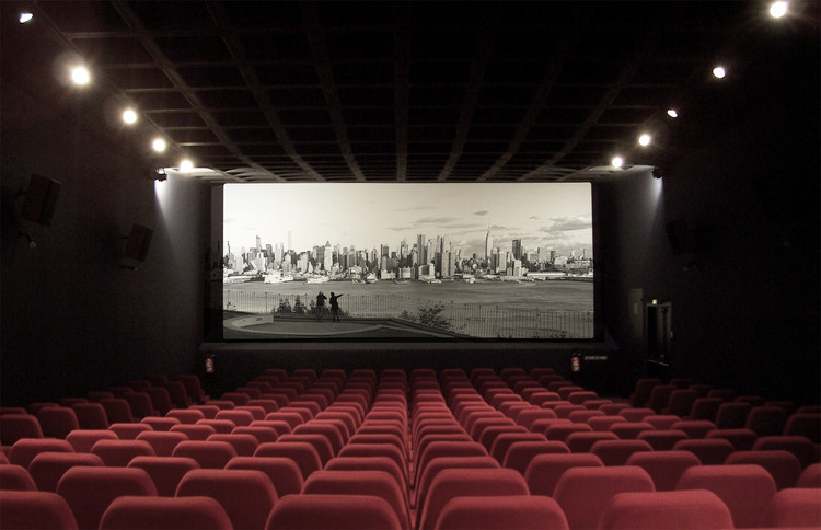 How Architecture Speaks Through Cinema, Image: achassignon via VisualHunt / CC BY-SA. Assembly with image of John Cunniff via Visual Hunt / CC BY