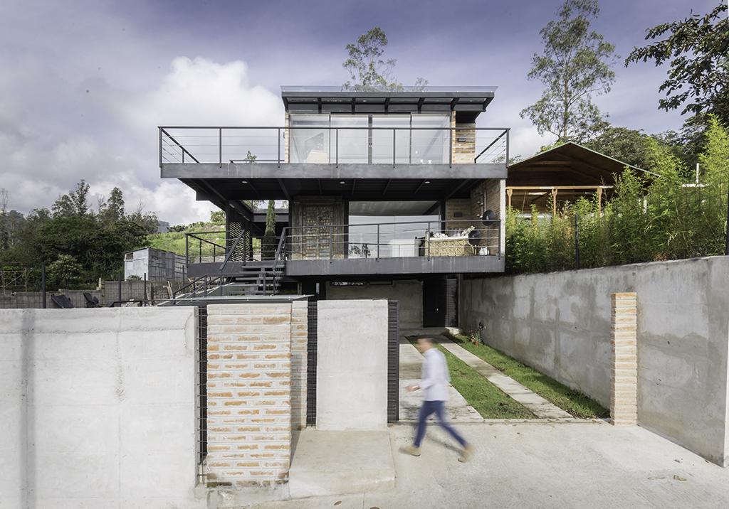 Casa horizontal juan tohme plataforma arquitectura for Plataforma arquitectura