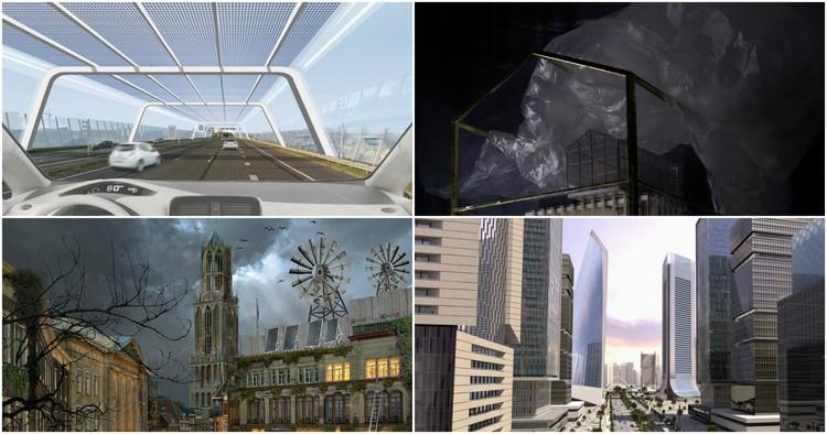 """Dez finalistas do concurso """"Post-Fossil City"""" compartilham suas visões para um futuro sustentável, Cortesia de Urban Futures Studio"""
