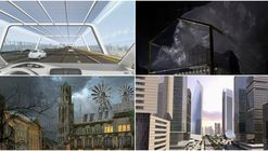 Post-Fossil City Contest's 10 Finalists Share Visions of A Sustainable Future