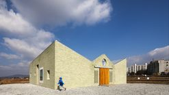 ㄷ House (digeut-jip) / aoa architects